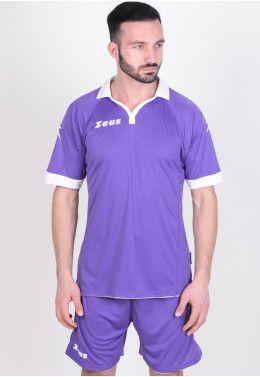 Футбольная форма (шорты, футболка длинный рукав) Zeus KIT ULYSSE M/L GF/BL Z00896 Футбольная форма (шорты, футболка) Zeus KIT SCORPION VI/BI Z00277