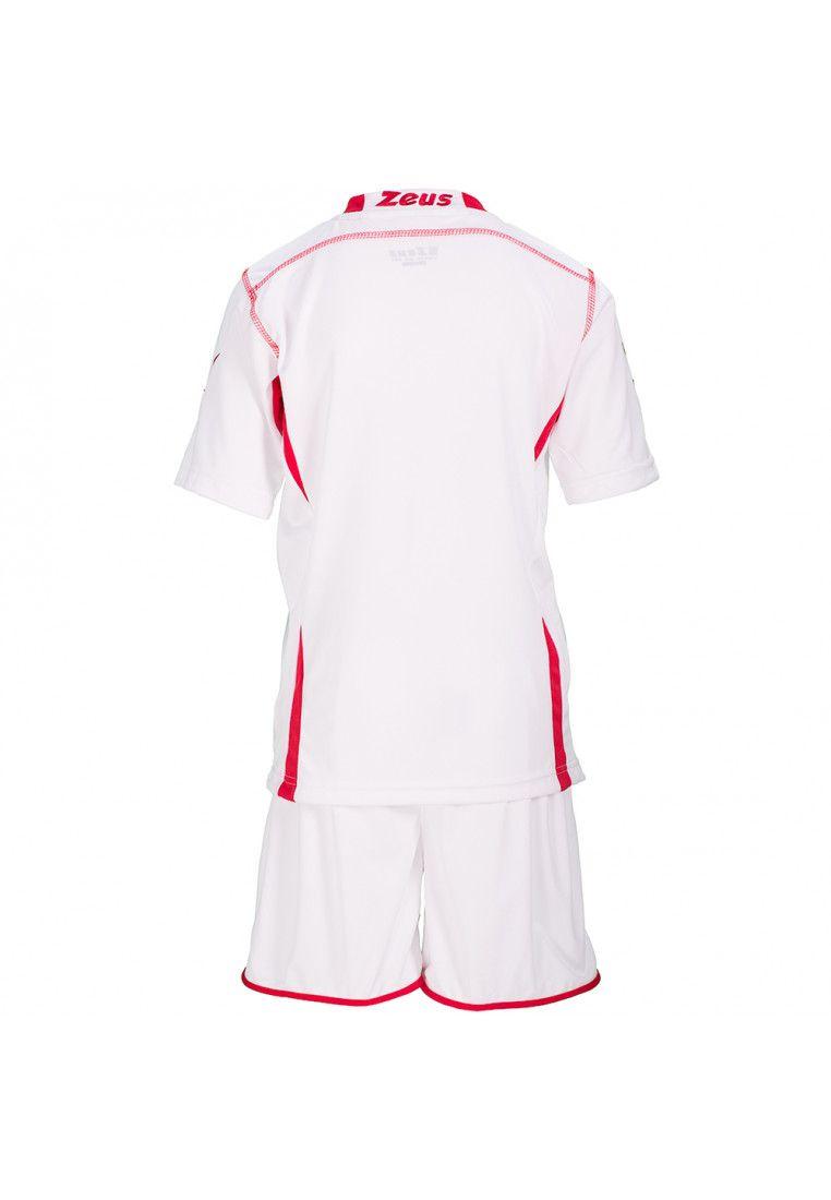 Футбольная форма (шорты, футболка) Zeus KIT SPARTA M/C BI/RE Z00281