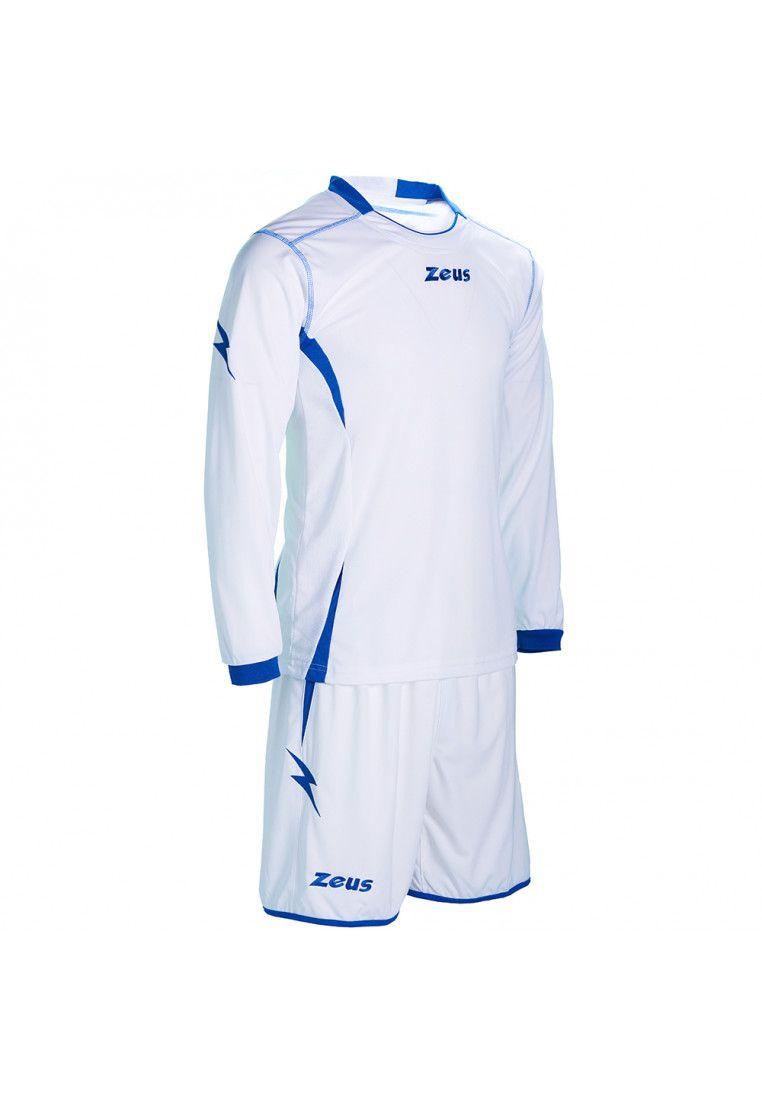 Футбольная форма (шорты, футболка длинный рукав) Zeus KIT SPARTA BI/RO Z00283