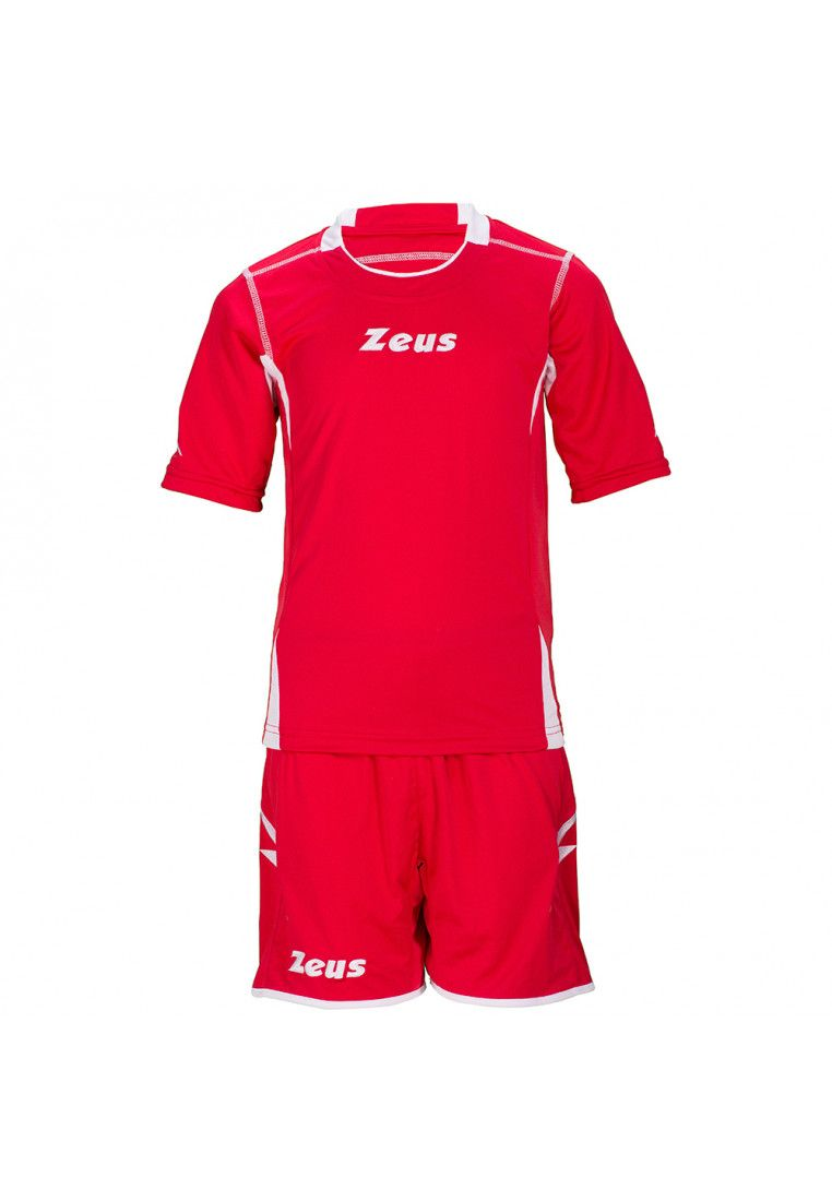 Футбольная форма (шорты, футболка) Zeus KIT SPARTA M/C RE/BI Z00284