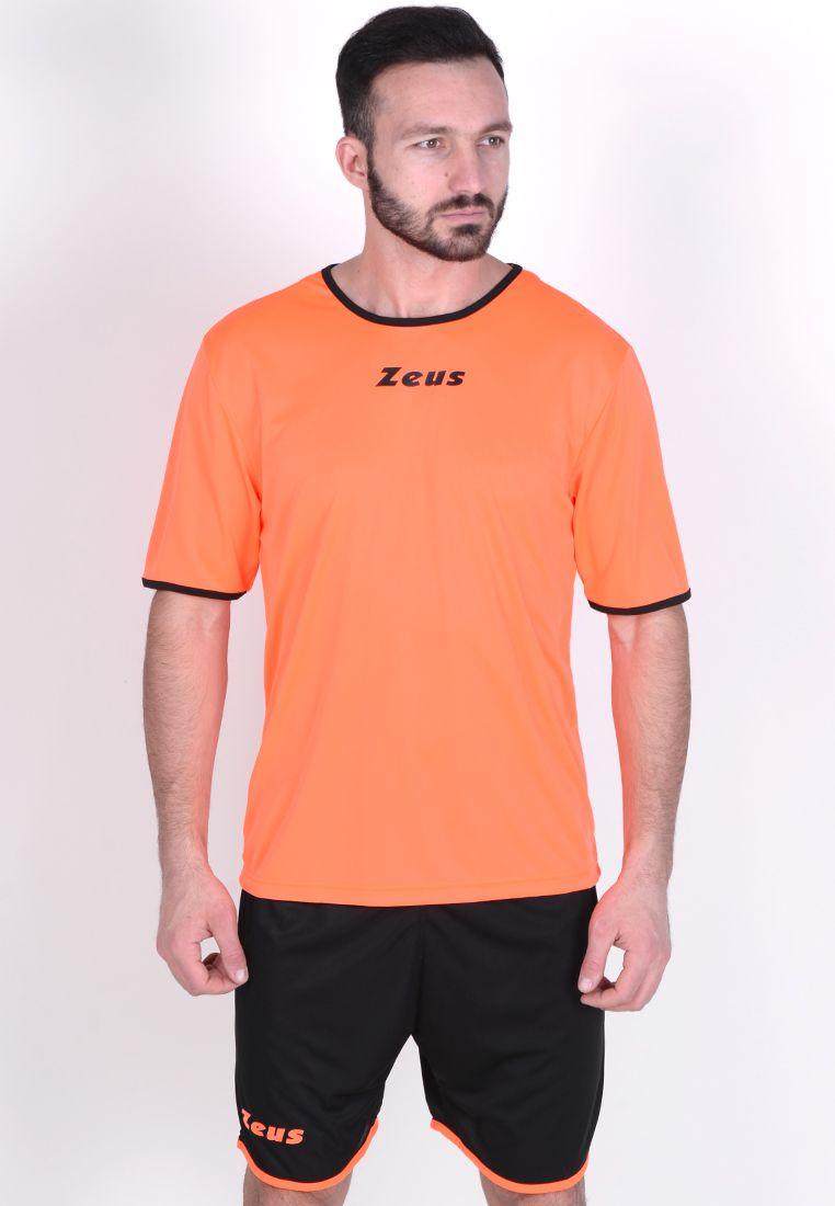 Футбольная форма (шорты, футболка) Zeus KIT STICKER AF/NE Z00285