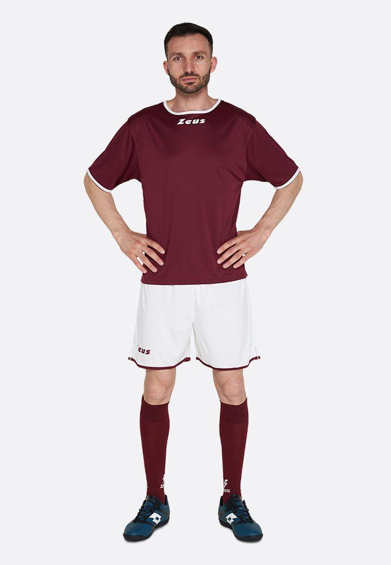Футбольная форма (шорты, футболка) Zeus KIT STICKER GN/BI Z00290