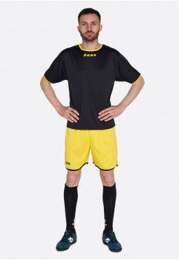 Футбольная форма (шорты, футболка) Zeus KIT STICKER NE/GI Z00291