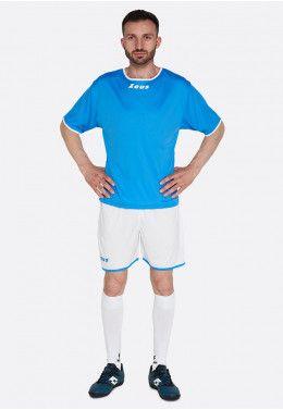 Футбольная форма (шорты, футболка) Zeus KIT STICKER RO/BI Z00293