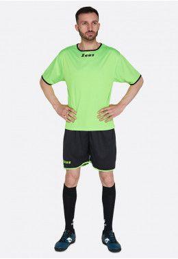 Футбольная форма (шорты, футболка) Zeus KIT STICKER VF/NE Z00296
