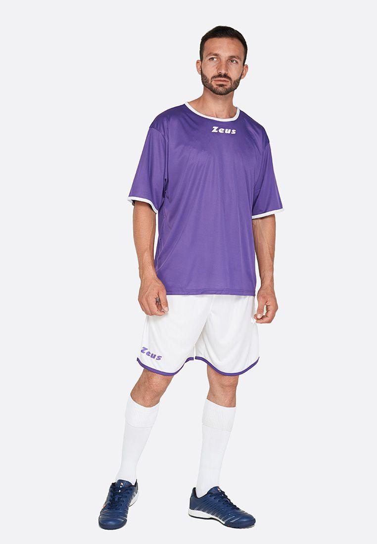 Футбольная форма (шорты, футболка) Zeus KIT STICKER VI/BI Z00297