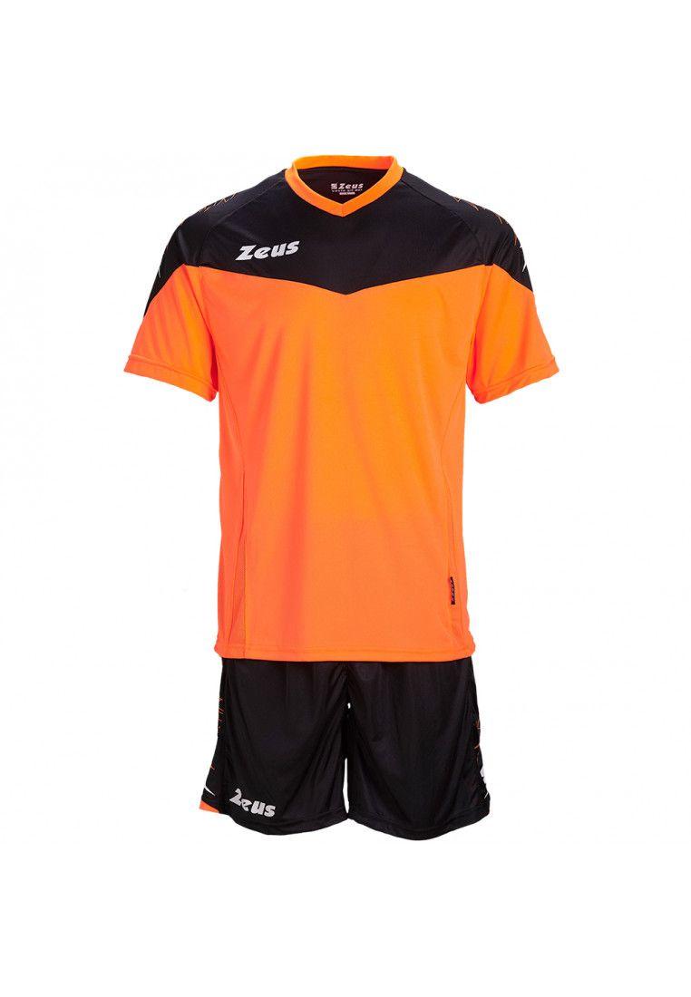 Футбольная форма (шорты, футболка) Zeus KIT ULYSSE M/C AF/NE Z00298