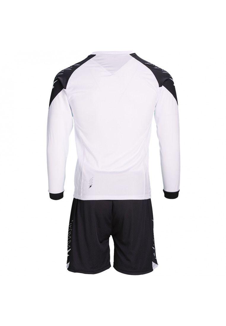 Футбольная форма (шорты, футболка длинный рукав) Zeus KIT ULYSSE M/L BI/NE Z00299