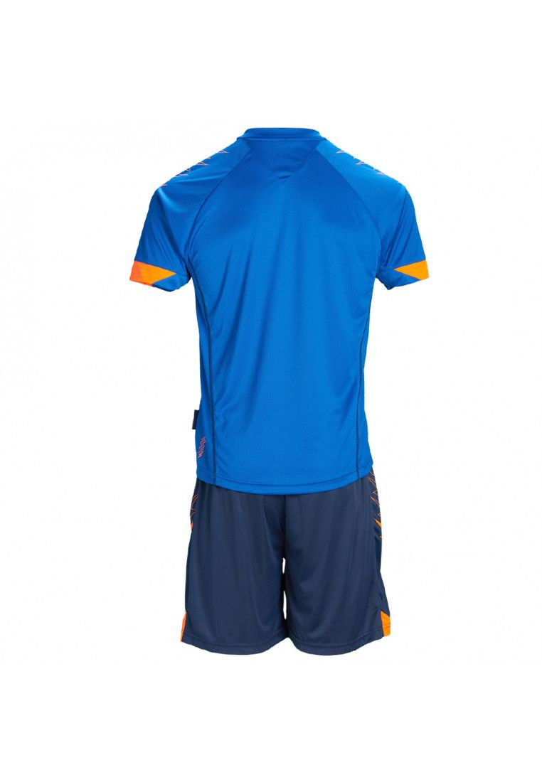 Футбольная форма (шорты, футболка) Zeus KIT VIRGO RO/BL Z00305