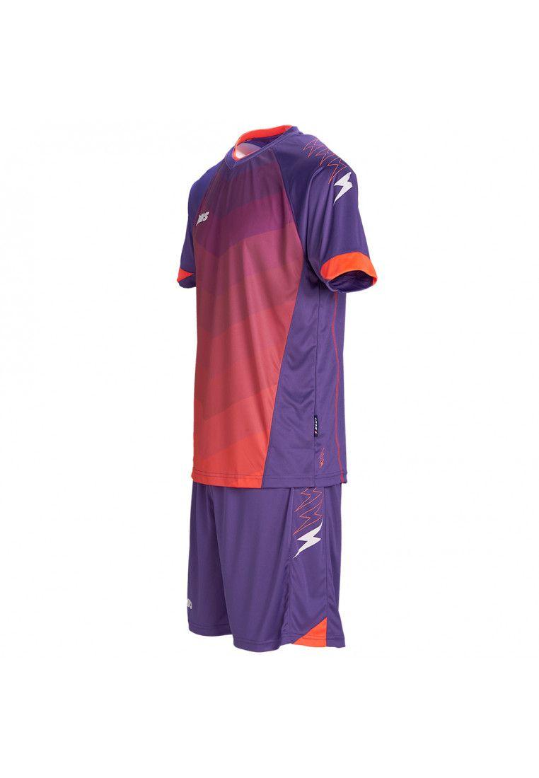 Футбольная форма (шорты, футболка) Zeus KIT VIRGO VI/RE Z00306