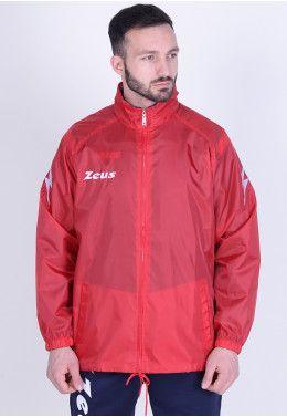 Спортивные ветровки Ветровка Zeus K-WAY RAIN ROSSO Z00317
