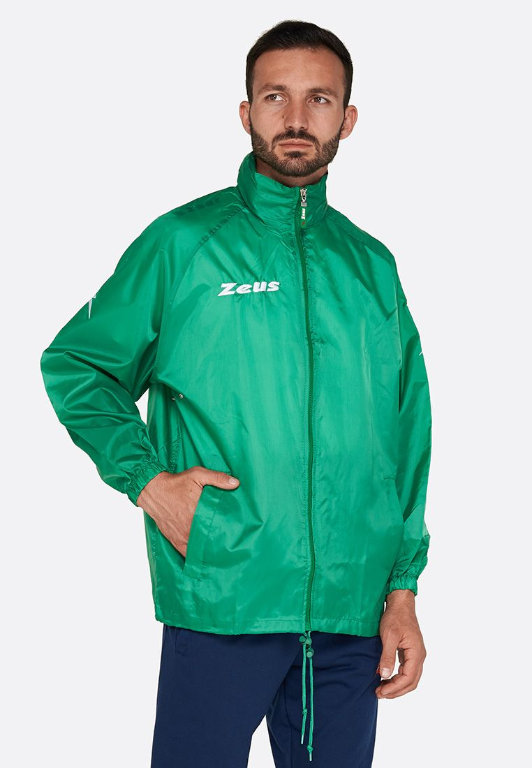 Ветровка Zeus K-WAY RAIN VERDE Z00319