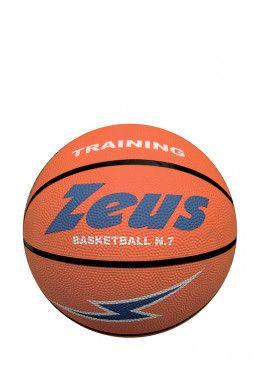 Мяч баскетбольный Zeus PALLONE BASKET GOMMA 7 Z00330