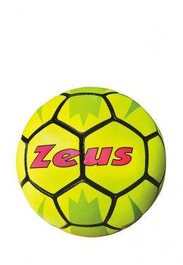 Мяч футбольный Zeus PALLONE KALYPSO ARFLU 5 Z00774 Мяч футбольный Zeus PALLONE ELITE-RC VE/GI 4 Z00331