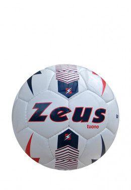 Футбольная форма (шорты, футболка длинный рукав) Zeus KIT ULYSSE M/L RO/BL Z00301 Мяч футбольный Zeus PALLONE TUONO BI/RE 5 Z00338