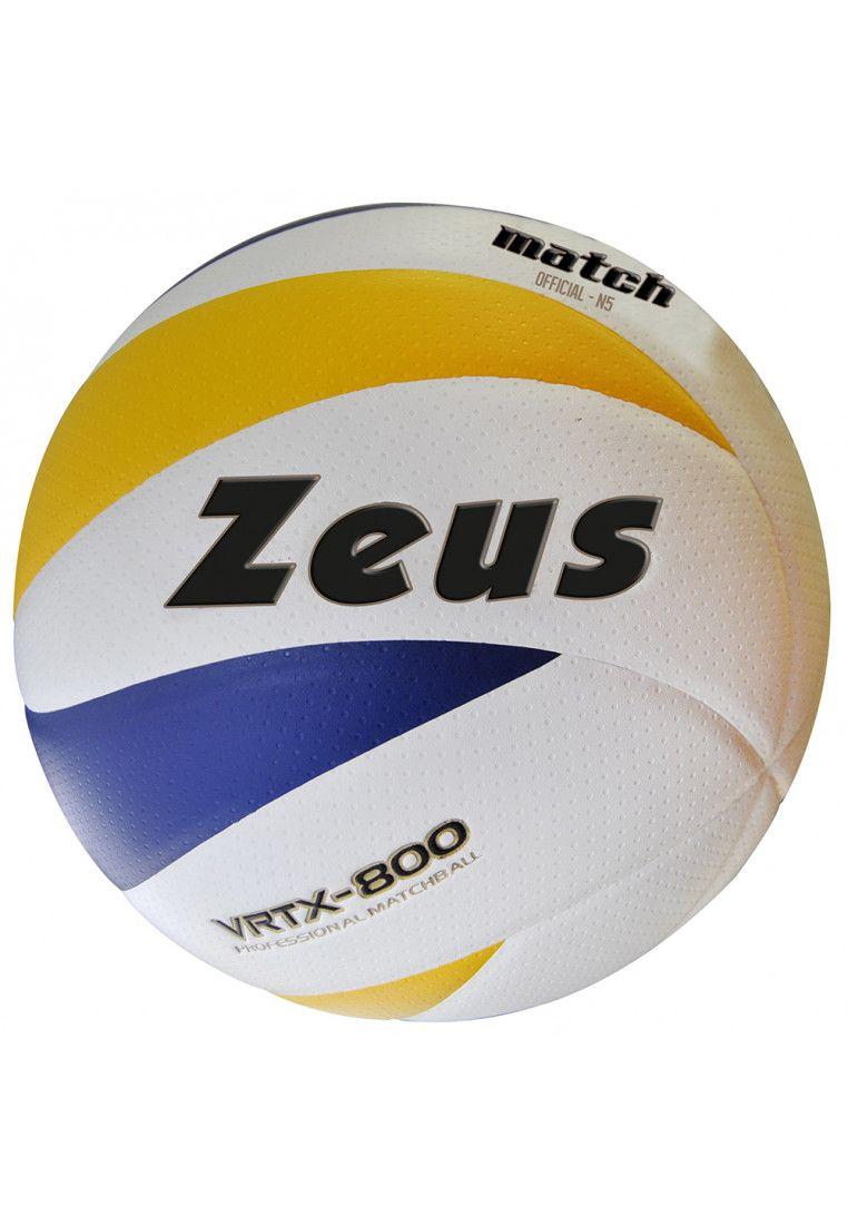 Мяч волейбольный Zeus PALLONE VOLLEY MATCH OLD Z00339