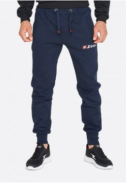 Спортивный костюм Zeus TUTA RELAX ULYSSE BL/RE Z00856 Спортивные штаны Zeus PANT. ZODIACO BLU Z00350