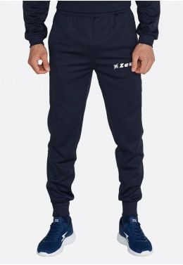 Спортивный костюм Zeus TUTA TRAINING ULYSSE BL/RE Z00468 Спортивные штаны Zeus PANTALONE ENEA BL/DG Z00352
