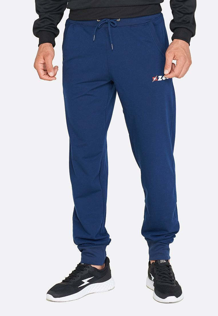 Спортивные штаны Zeus PANTALONE GEOS BLU Z00354