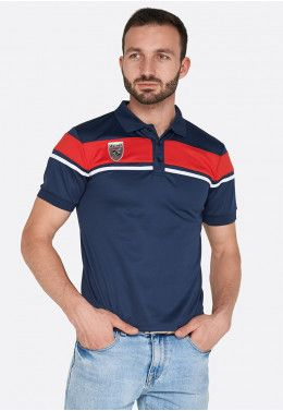 Распродажа футболок, теннисок, шорт Тенниска Zeus POLO ACHILLE BL/RE Z00362
