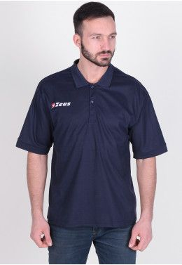 Тенниска Zeus POLO BASIC OLD M/C GRIG Z00374 Тенниска Zeus POLO BASIC M/C BLU Z00366