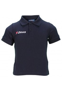 Мужские поло Тенниска Zeus POLO BASIC OLD M/C BLU Z00371
