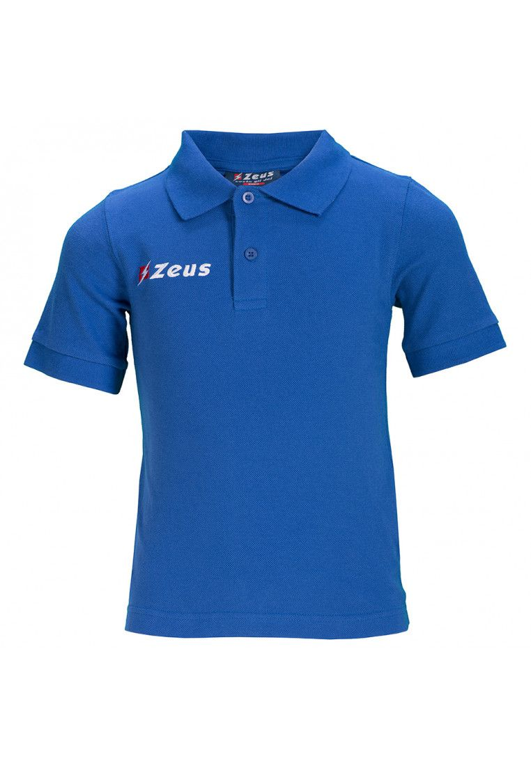 Тенниска Zeus POLO BASIC OLD M/C ROYAL Z00376