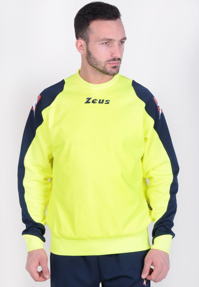 Спортивный костюм (+ шорты) Zeus TRIS TKS + BERMUDA NAPOLI BL/FL Z00393