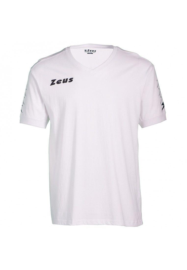 Футболка Zeus T-SHIRT PLINIO BI/BL Z00402