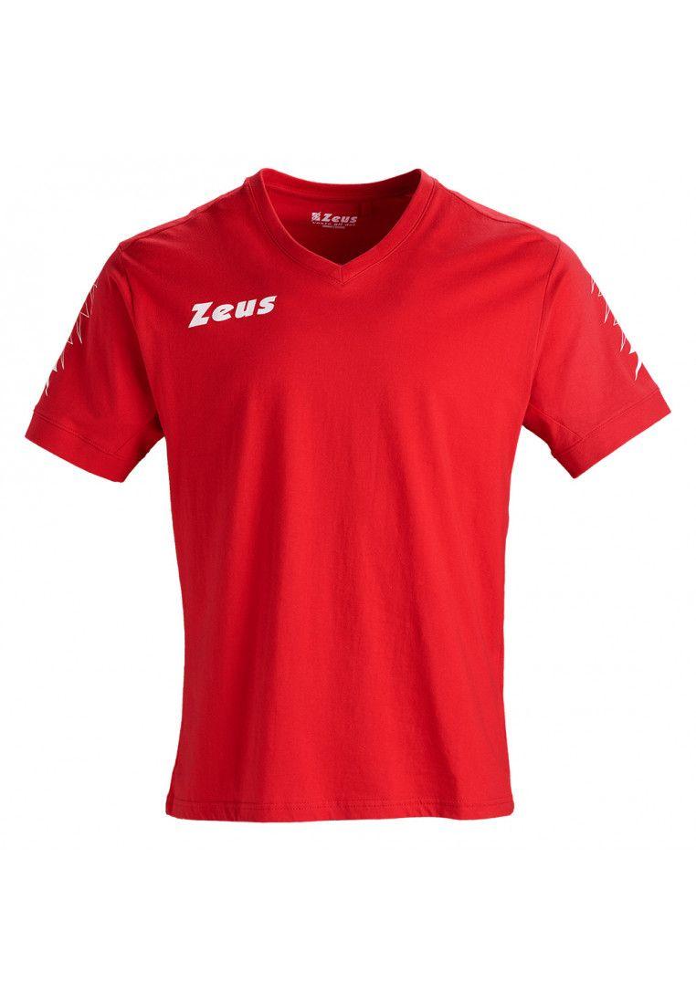 Футболка Zeus T-SHIRT PLINIO RE/BI Z00406
