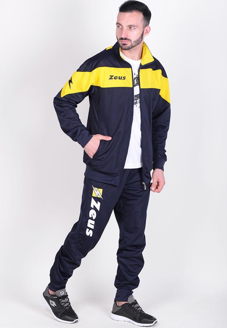 Спортивный костюм Zeus TUTA APOLLO BL/GI Z00410