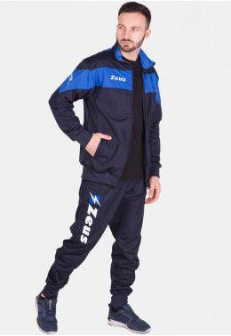 Спортивный костюм Zeus TUTA ORBIT BL/OR Z01011 Спортивный костюм Zeus TUTA APOLLO BL/RO Z00412