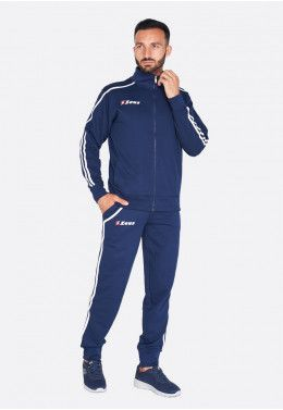 Спортивный костюм Zeus TUTA RELAX ULYSSE BL/RE Z00856 Спортивный костюм Zeus TUTA COLLEGE BL/BI Z00423