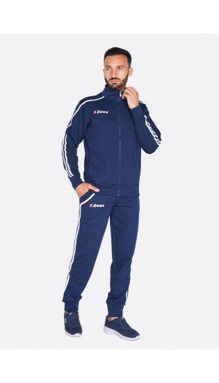 e0b1d567 ᗌСпортивный костюм Zeus TUTA COLLEGE BL/BI Z00423ᗏ - Купить в Официальном  Интернет-Магазине Zeus