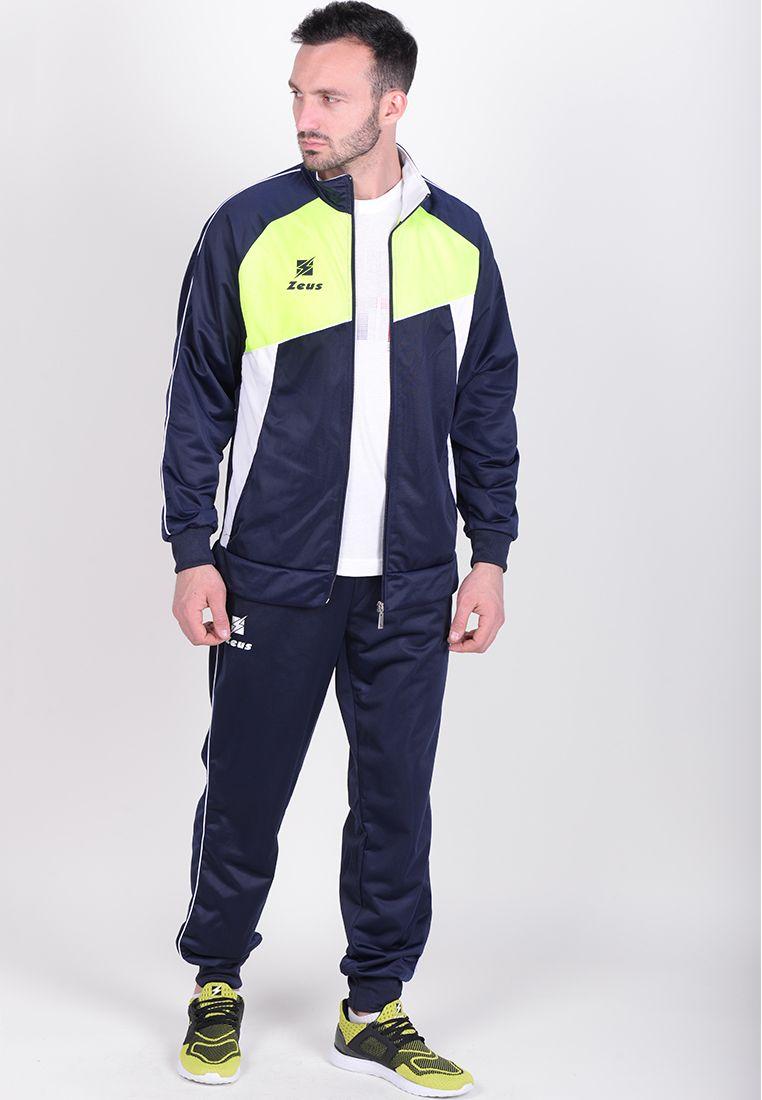 Спортивный костюм Zeus TUTA DEKA BL/GF Z00424