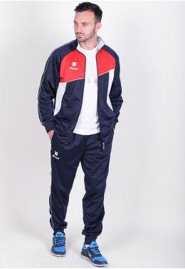 Спортивный костюм Zeus TUTA KRONO BL/BI Z00439 Спортивный костюм Zeus TUTA DEKA BL/RE Z00425