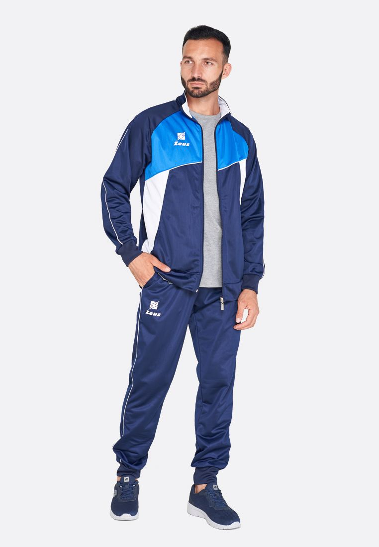 Спортивный костюм Zeus TUTA DEKA BL/RO Z00426