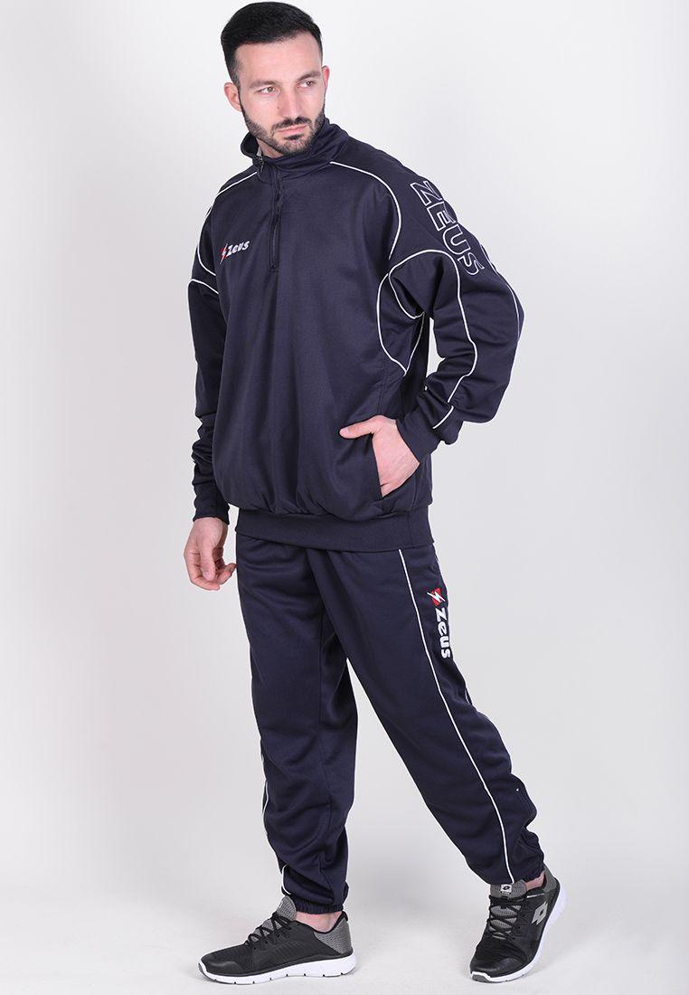 Спортивный костюм Zeus TUTA KRONO BL/BI Z00439