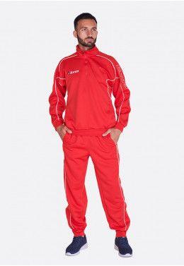 Спортивный костюм (+ шорты) Zeus TRIS TKS + BERMUDA NAPOLI RE/BL Z00395 Спортивный костюм Zeus TUTA KRONO RE/BI Z00442