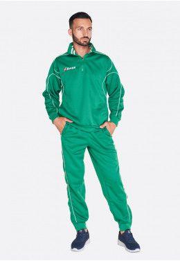 Спортивный костюм (+ шорты) Zeus TRIS TKS + BERMUDA NAPOLI RE/BL Z00395 Спортивный костюм Zeus TUTA KRONO VE/BI Z00444