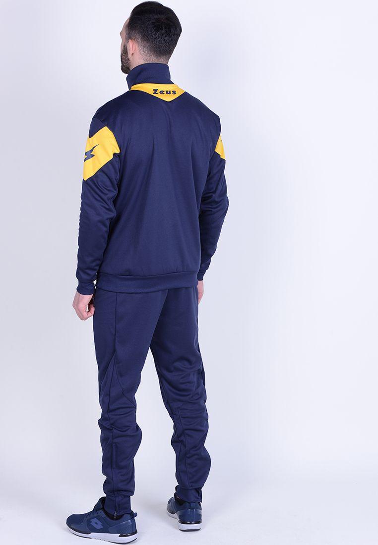 Спортивный костюм Zeus TUTA MARTE BL/GI Z00447