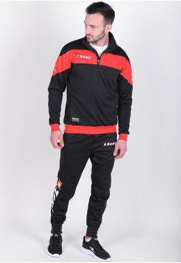 Спортивный костюм Zeus TUTA ORBIT BL/OR Z01011 Спортивный костюм Zeus TUTA MARTE NE/RE Z00452