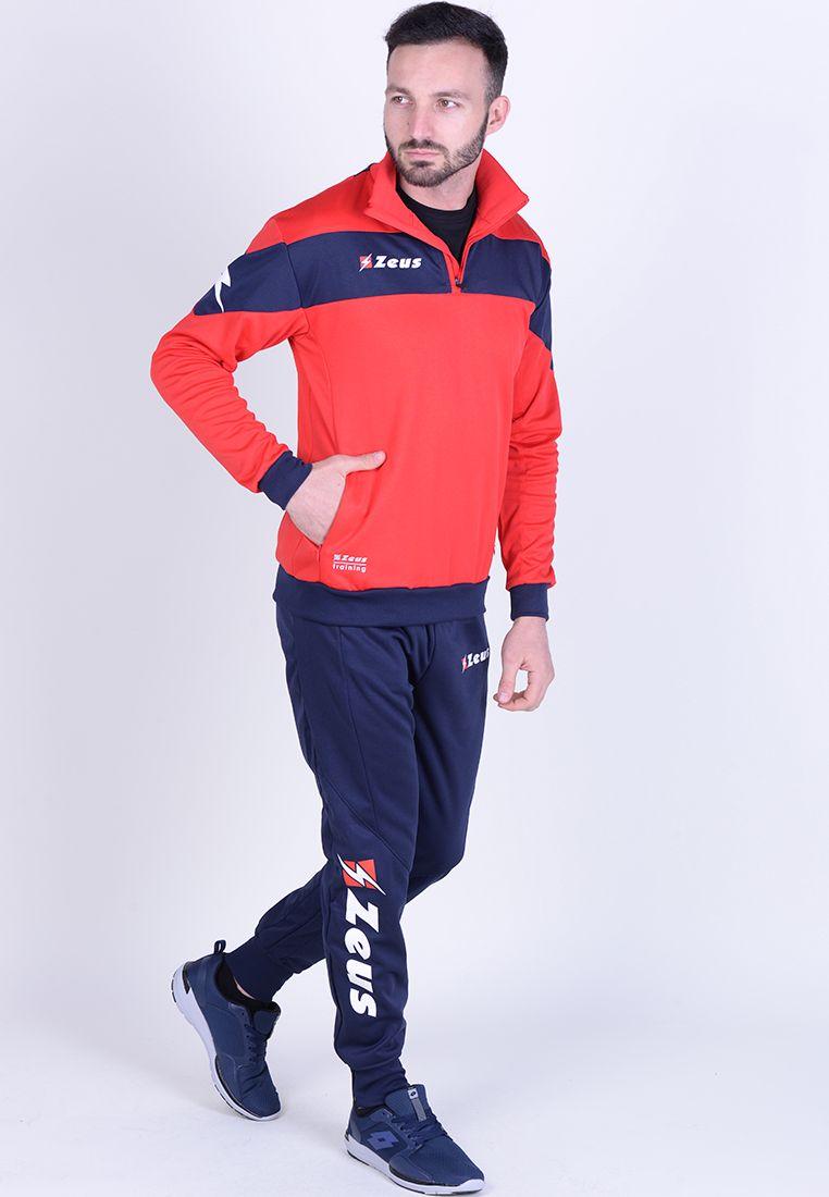 Спортивный костюм Zeus TUTA MARTE RE/BL Z00453