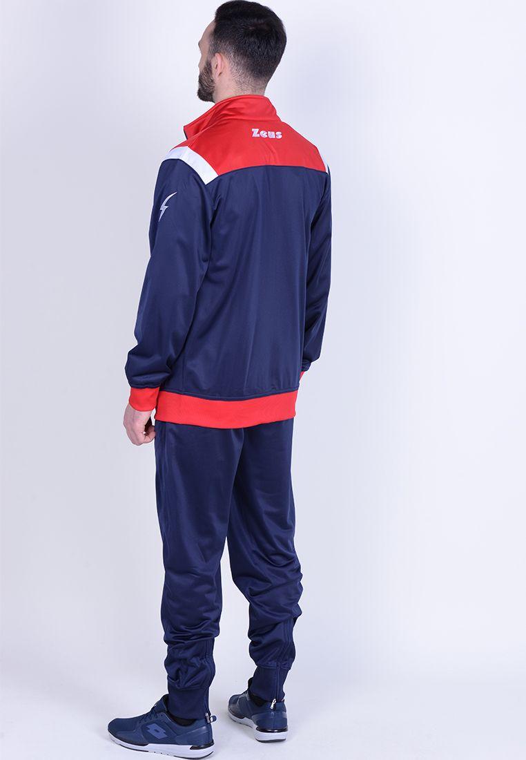Спортивный костюм Zeus TUTA RELAX VESUVIO BL/RE Z00460