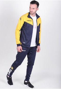 Спортивный костюм Zeus TUTA AMILKARE NE/RE Z00636 Спортивный костюм Zeus TUTA TRAINING ULYSSE BL/GI Z00467