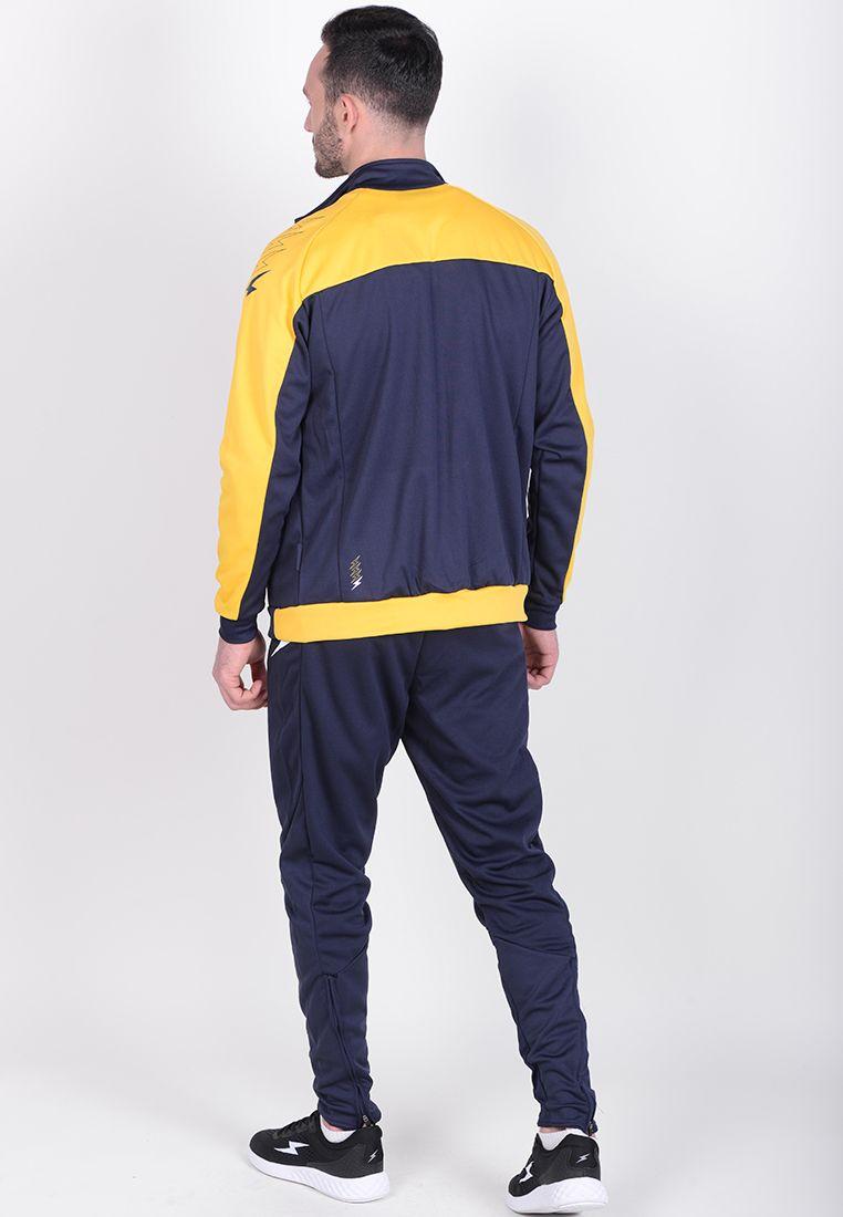 Спортивный костюм Zeus TUTA TRAINING ULYSSE BL/GI Z00467