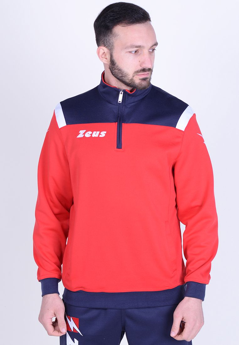 Спортивный костюм Zeus TUTA TRAINING VESUVIO BL/RE Z00471