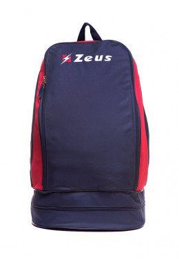Аксессуары для спорта Спортивный рюкзак Zeus ZAINO ULYSSE BL/RE Z00478