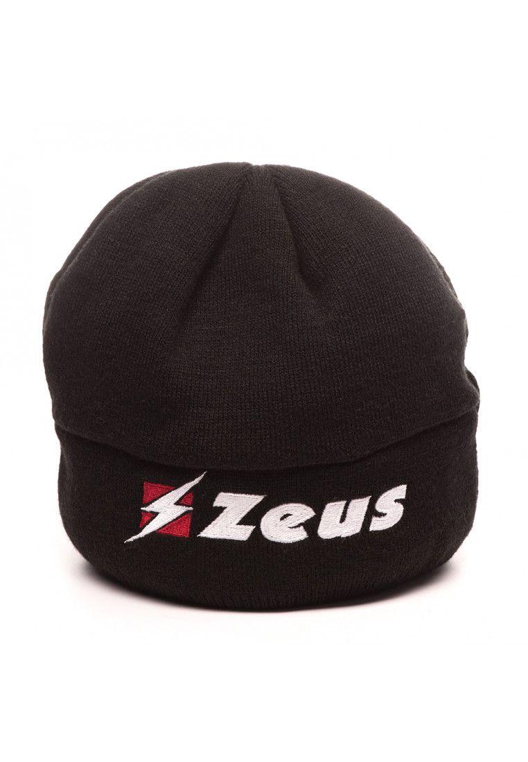 Шапка Zeus ZUCCOTTO BETA NERO Z00484