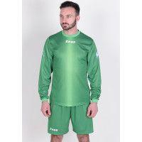 Футбольная форма (шорты, футболка длинный рукав) Zeus KIT ERCOLE VE/VE Z00497